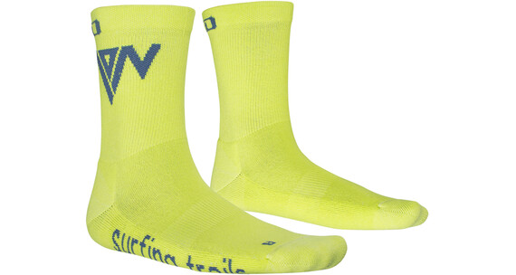 ION Pole - Calcetines - amarillo